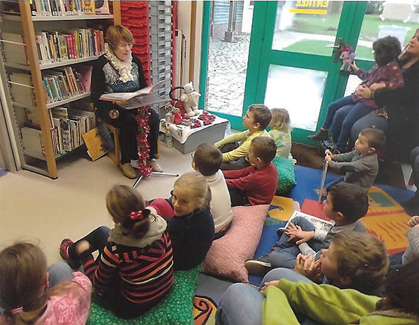 bibliothèque bourneville-sainte-croix